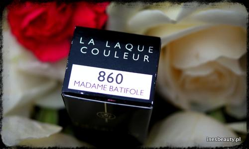 Lakier Guerlain Madame Batifole 860