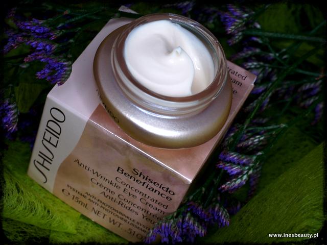 Krem pod oczy Shiseido Benefiance