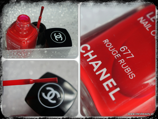 Chanel Le Vernis Rouge Rubis 677