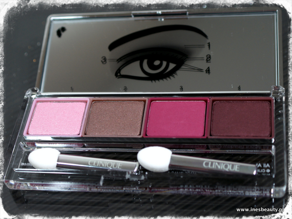 Clinique, All about Shadow Quad