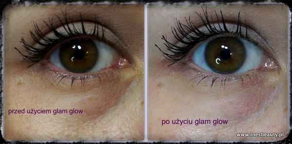 GlamGlow, BrightMud Eye Treatment Mask