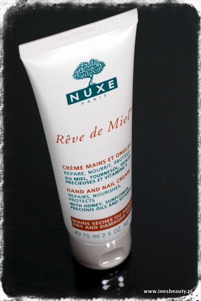 Nuxe, krem do rąk Reve de Miel