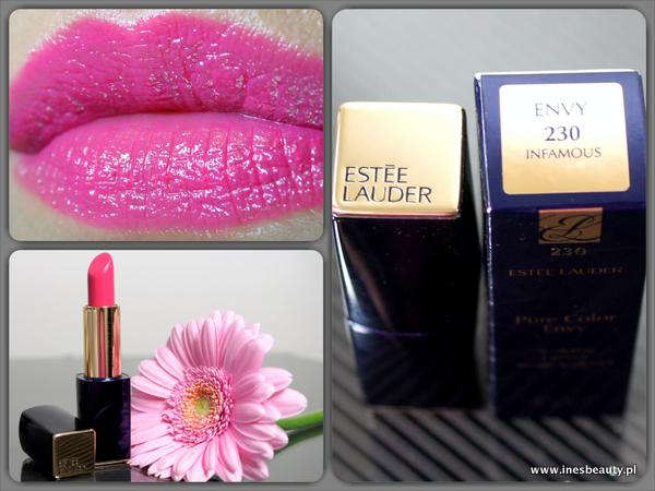 Estee Lauder Pure Color Envy Lipstick 230 INFAMOUS