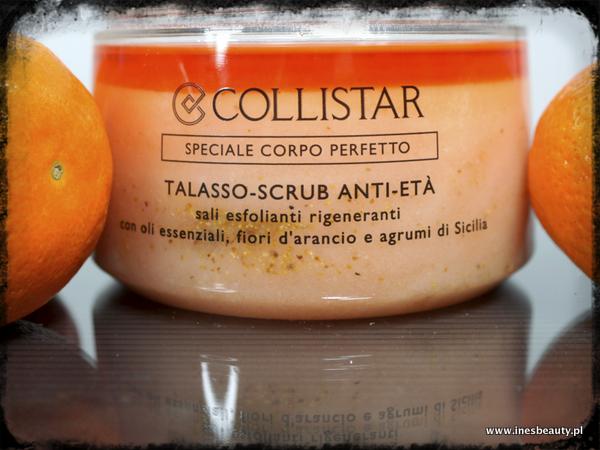 Collistar przeciwstarzeniowy peeling do ciała Talasso Scrub