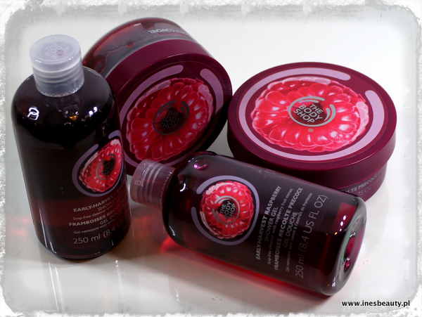 The Body Shop Early-Harvest Rasberry