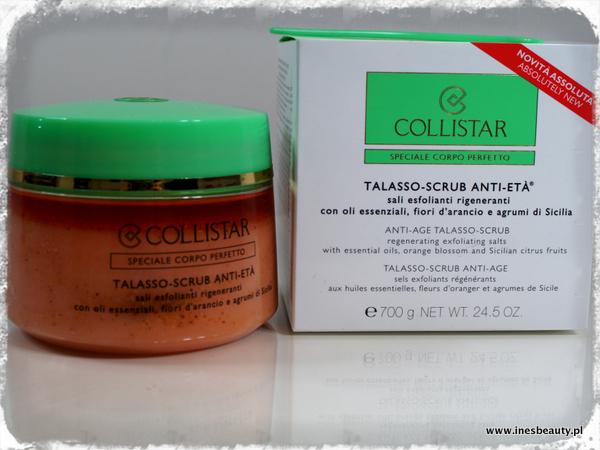 Collistar, Talasso Scrub Anti - Eta