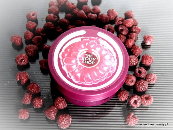 The Body Shop Raspberry - masło do ciała