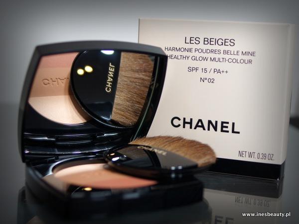 Chanel Les Beiges Puder Healthy Glow Multi-Color
