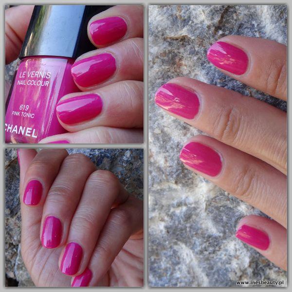 Chanel Pink Tonik 619