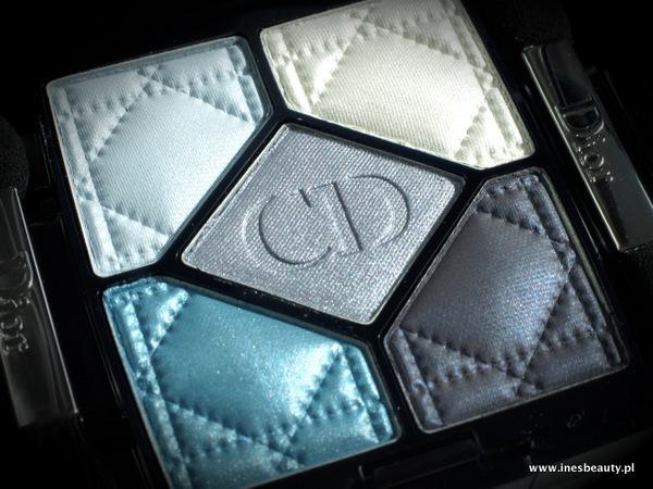 Dior 5 Couleurs Carre Blue 276