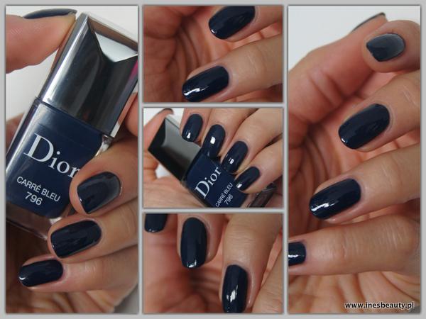 Dior Carre Blue 796