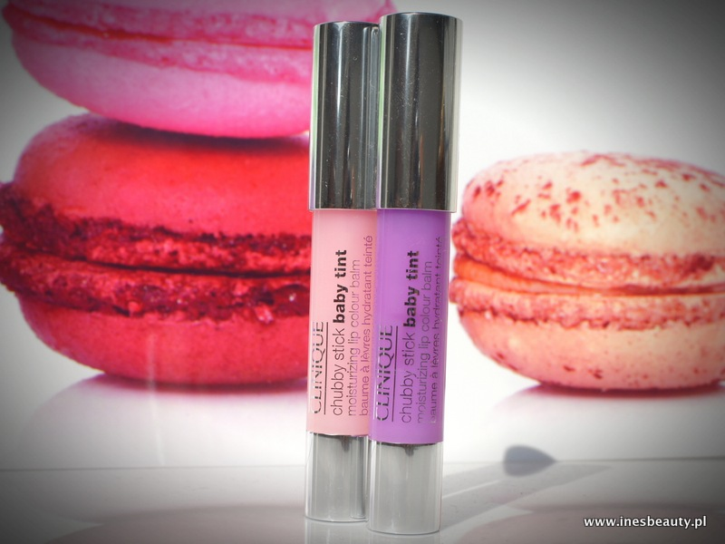 Chubby Stick Baby Tint Moisturizing Lip Colour Balm.