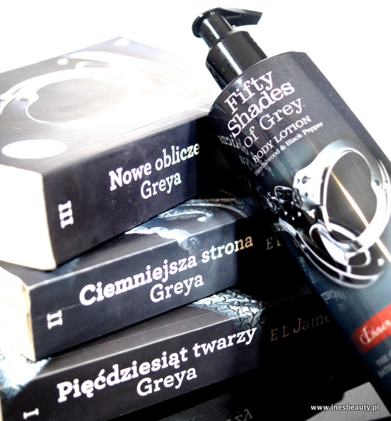 FIFTY SHADES OF GREY- Bath&Body Collection