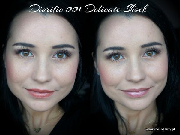 Diorific 001 Delicate Shock