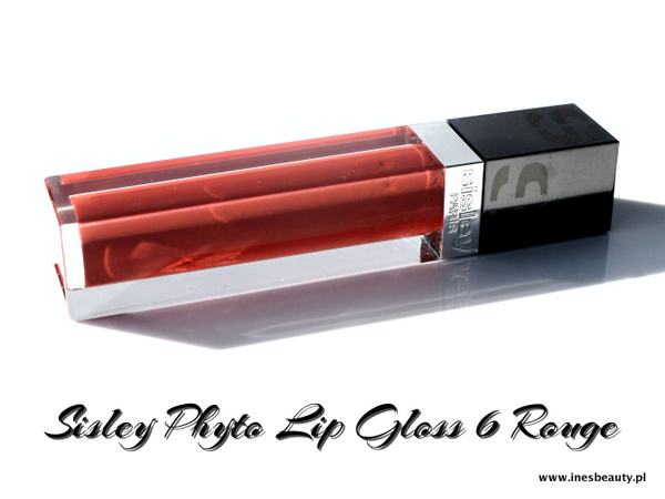 Sisley Phyto Lip Gloss 6 Rouge