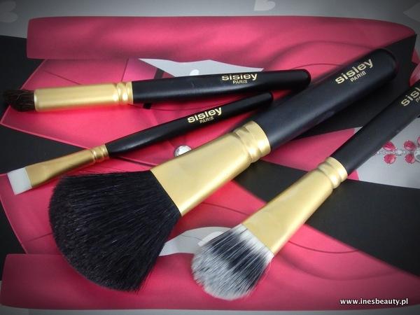 Pędzle do makijażu Sisley