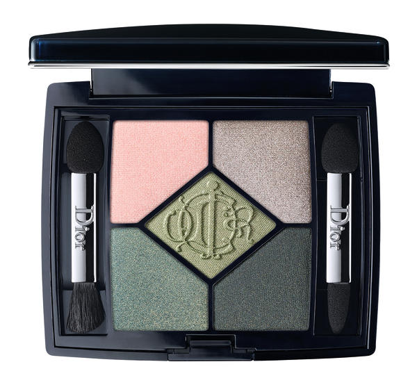 Dior 5 COULEURS KINGDOM OF COLORS 466 HOUSE OF GREENS