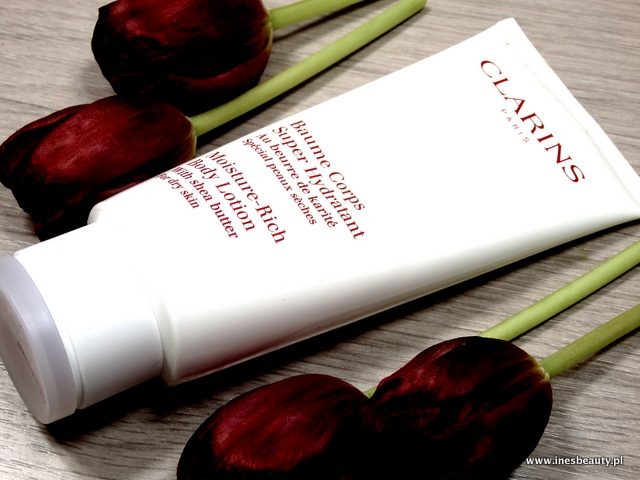 CLARINS  Moisture - Rich Body Lotion