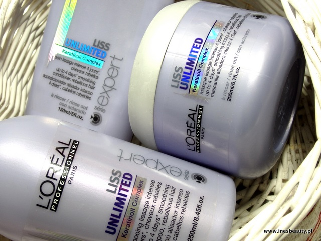 LOREAL LISS UNLIMITED