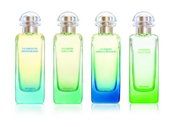 Hermes Parfums – Jardins