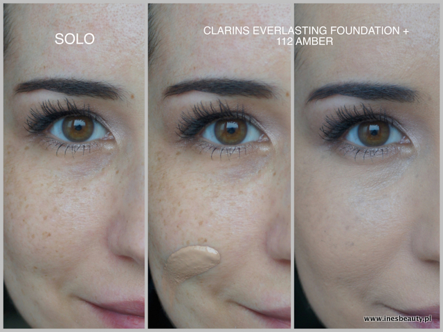 Clarins Everlasting Foundation +