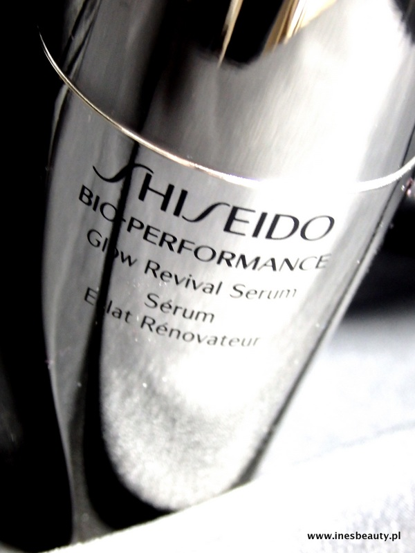 SHISEIDO BIO-PERFORMANCE GLOW REVIAL SERUM