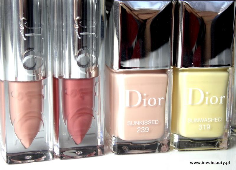 Kolekcja Makijażu DIOR SUMMER 2015 Tie-Dye