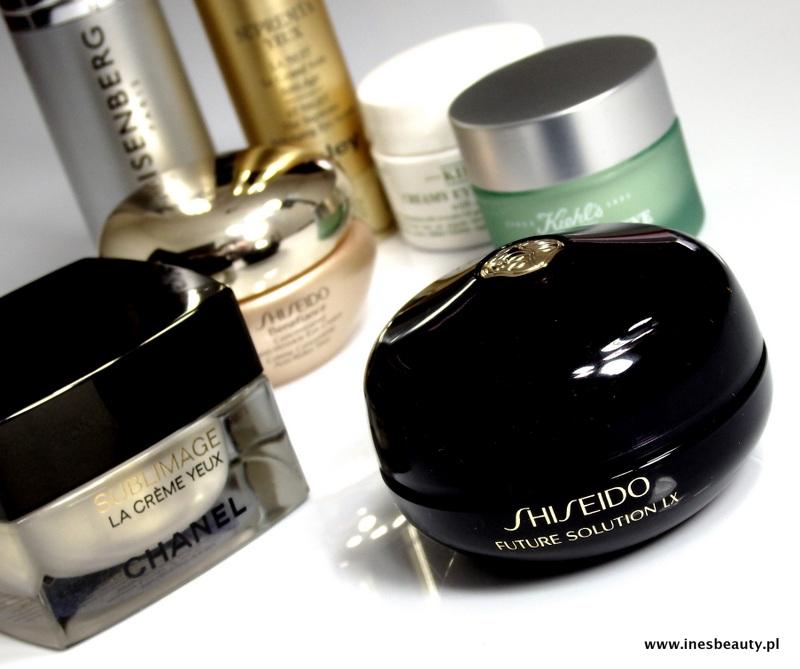 Krem pod oczy SHISEIDO  FUTURE SOLUTION LX Eye and Lip Contour Regenerating Cream
