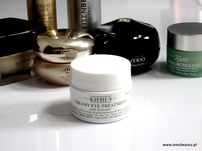 Krem pod oczy  Kiehl`s Creamy Eye Treatment