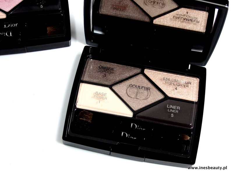Dior 5 Couleurs Desinger 718 Taupe Design