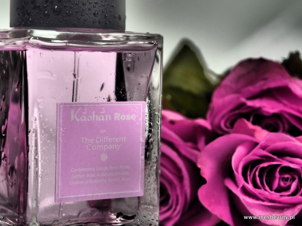 THE DIFFERENT COMPANY L'Esprit Cologne, Kashan Rose