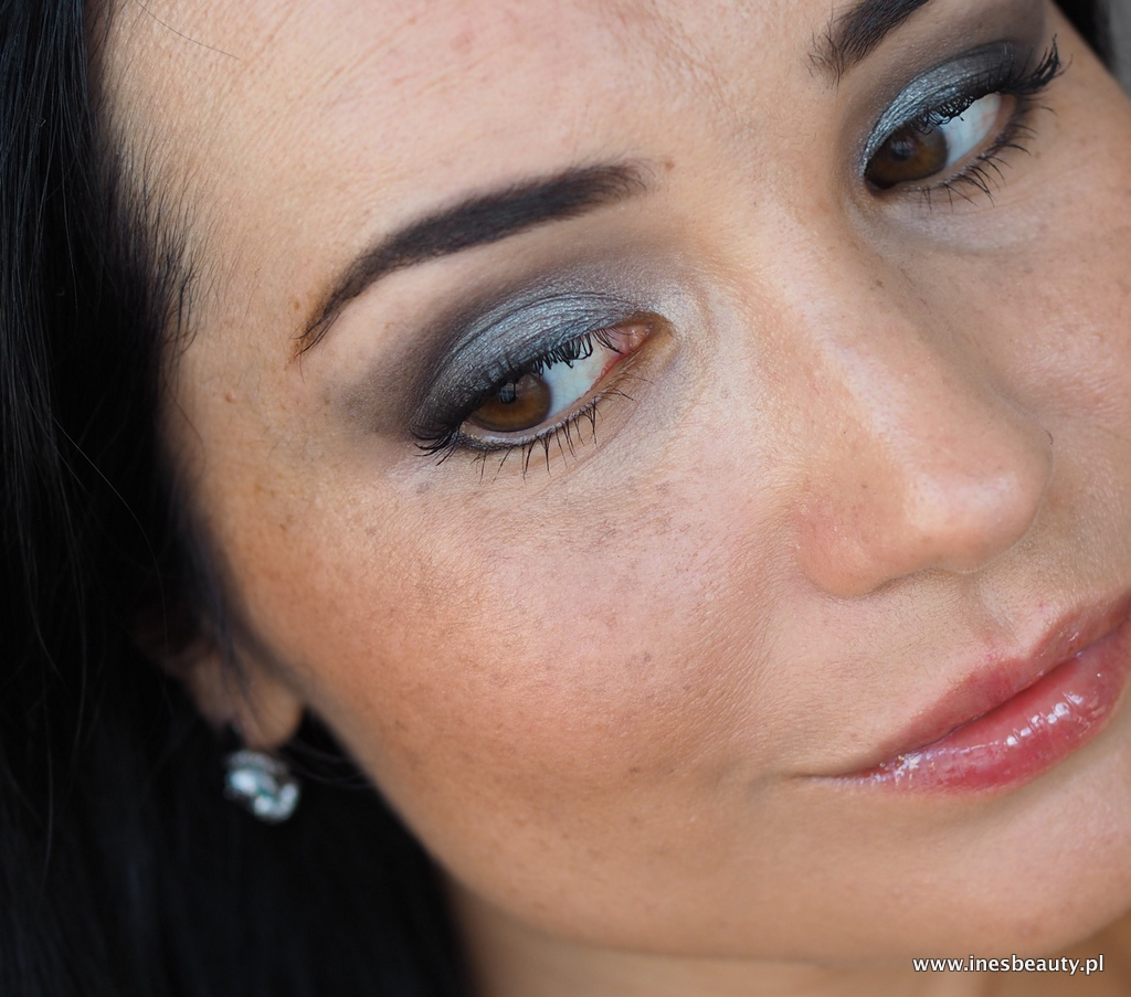 CHANEL Les 4 Ombres Tisse Smoky