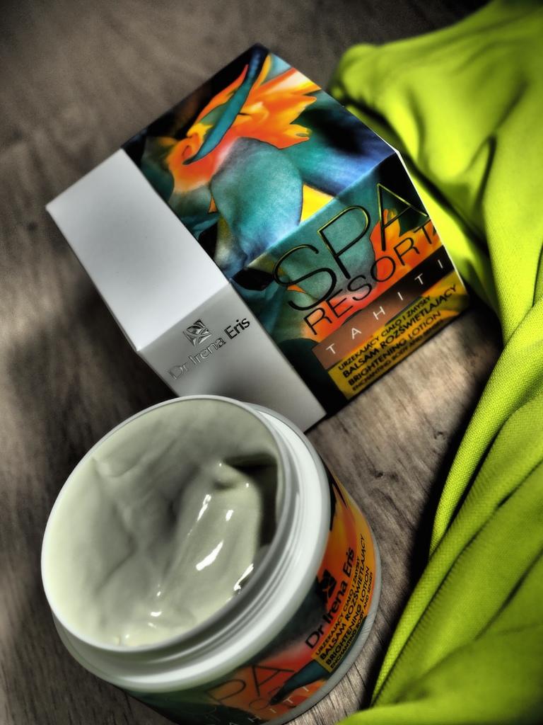 Balsam rozświetlający Irena ERIS SPA RESORT TAHITI