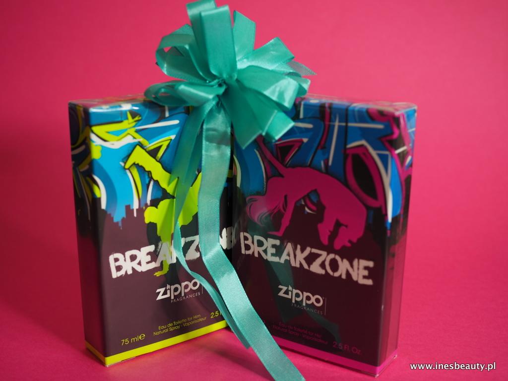 Zippo Breakzone dla Niej i dla Niego