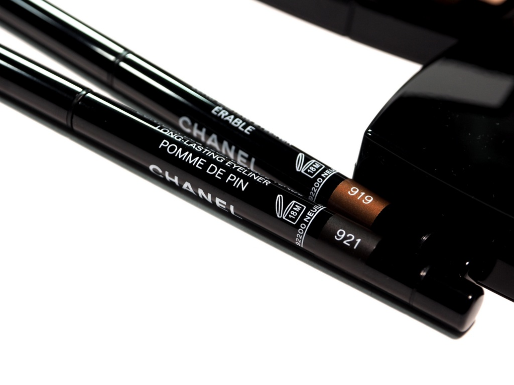 CHANEL STYLO YEUX WATERPROOF Pomme de Pin