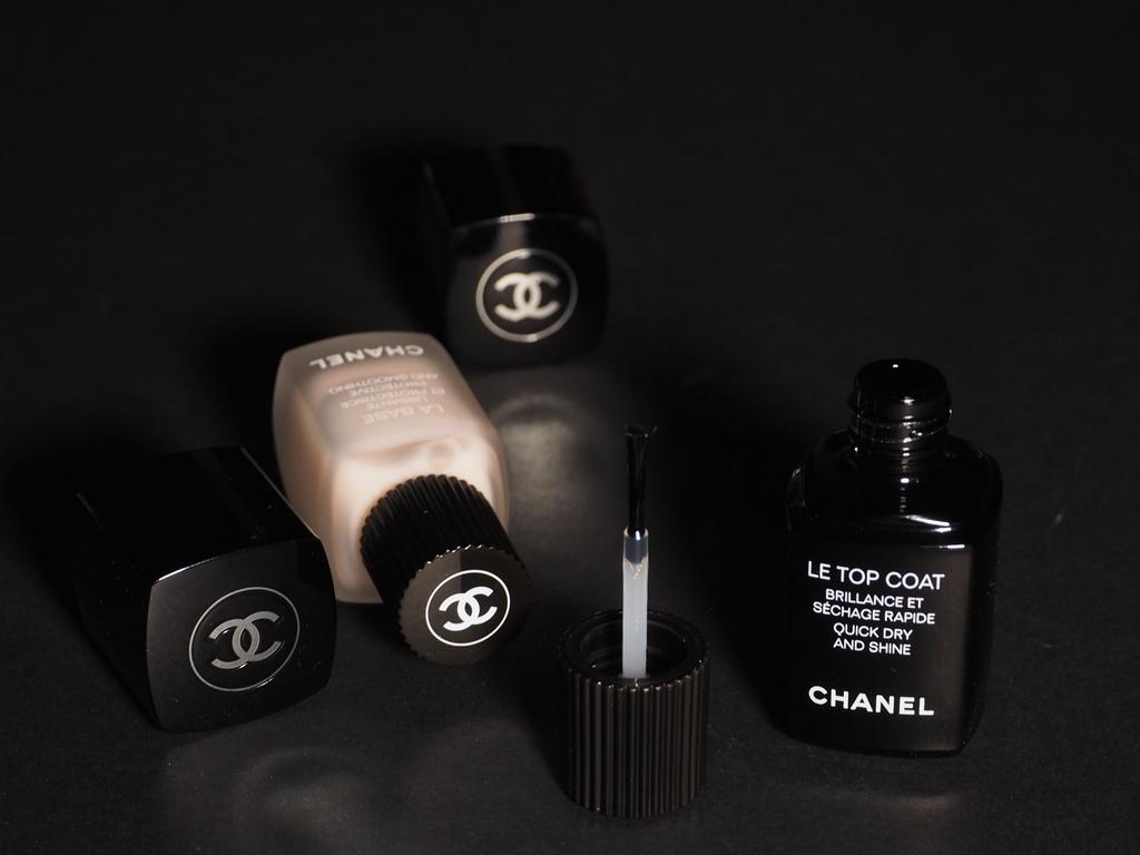 Chanel LE TOP COAT