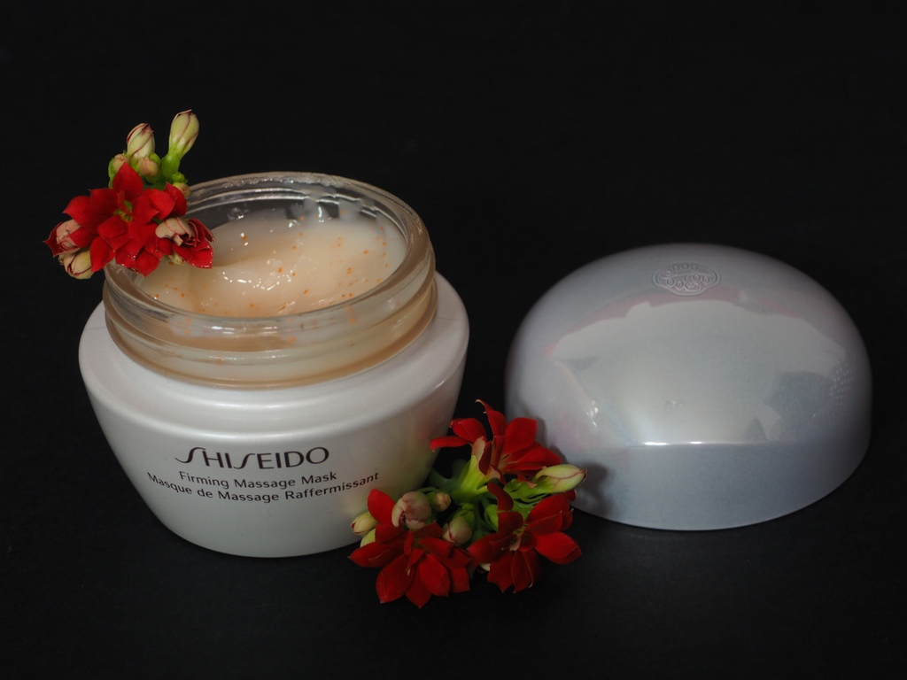 Maska ujędrniająca Shiseido Firming Massage Mask