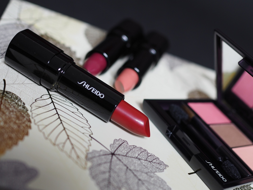 SHISEIDO PERFECT ROUGE RD555