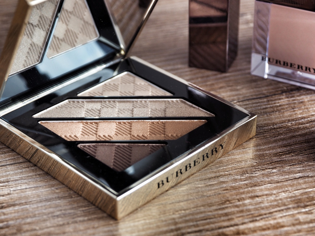 BURBERRY COMPLETE EYE PALETTE GOLD No 25