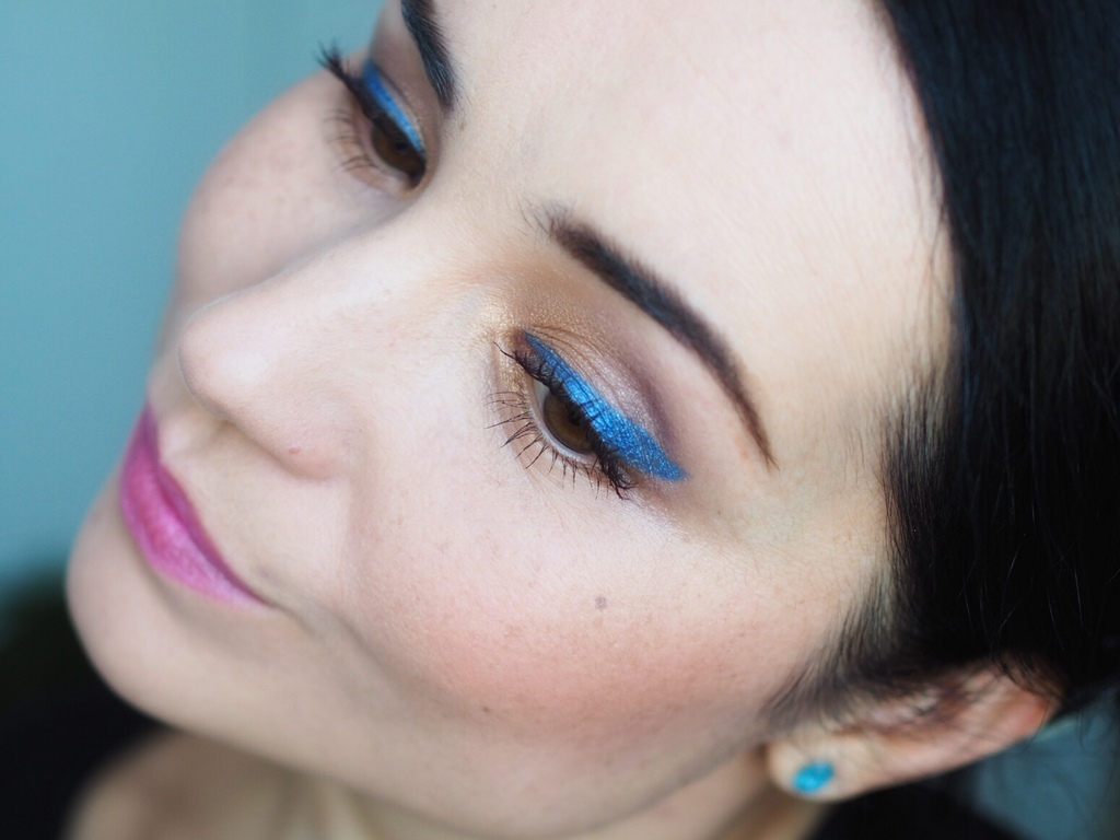 CHANEL STYLE YEUX WATERPROOF Fevent Blue