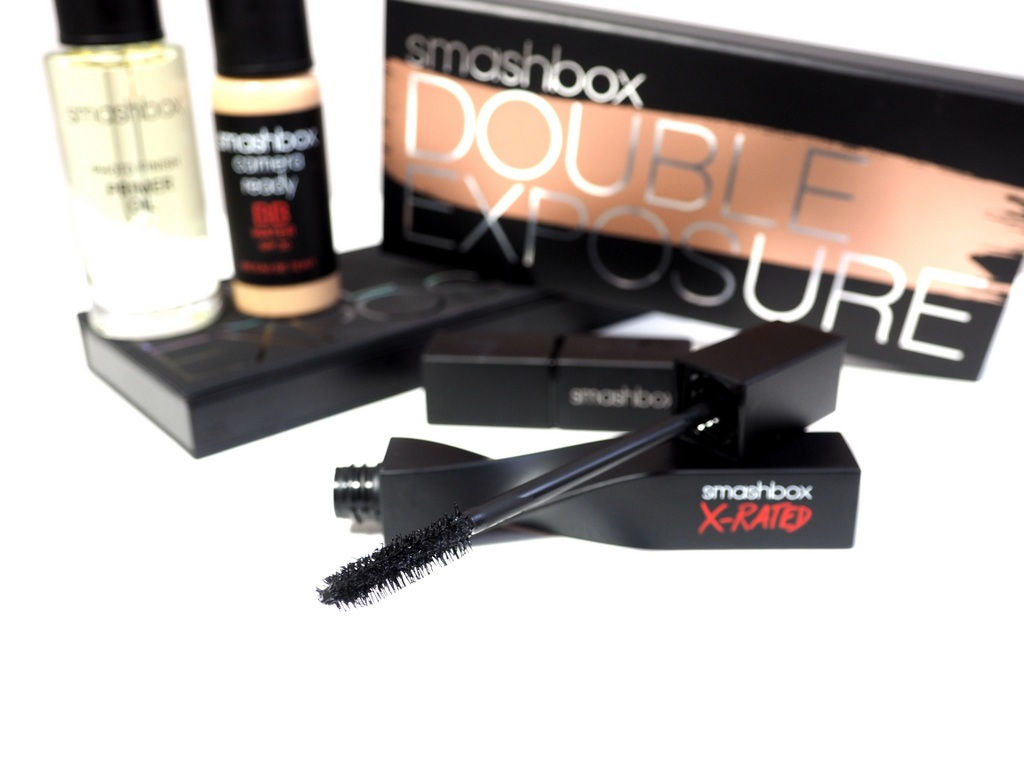 Nowa maskara SMASHBOX X-RATED