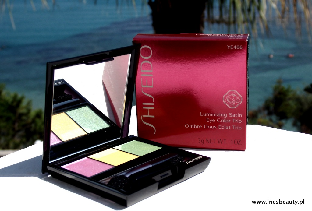 Luminizing Satin Eye Color Trio -YE406 Tropicalia