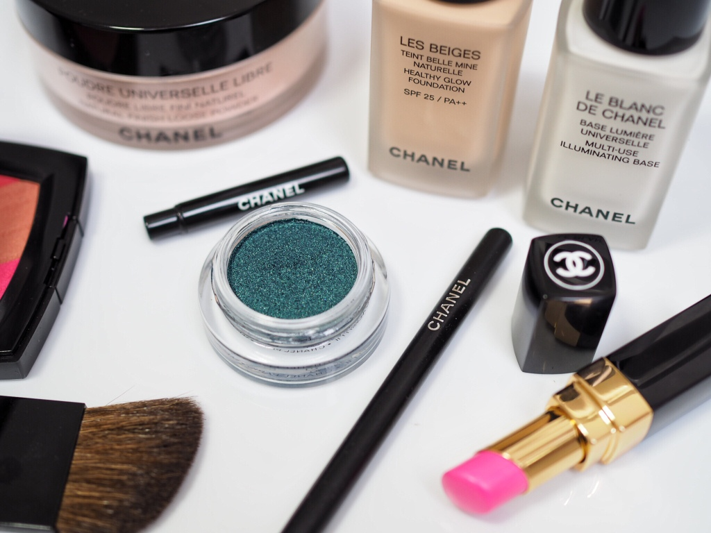 CHANEL ILLUSION D'OMBRE Griffith Green