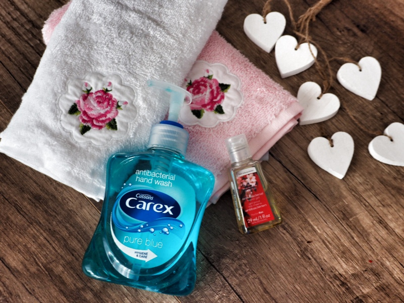 Carex , Bath and Body Works