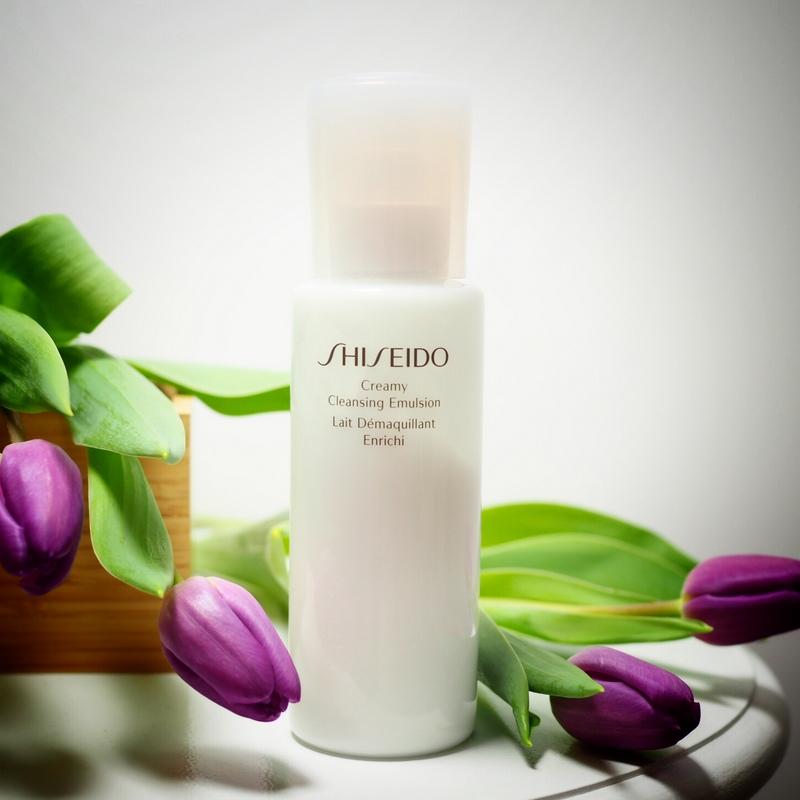 SHISEIDO Creamy Cleansing Emulsion