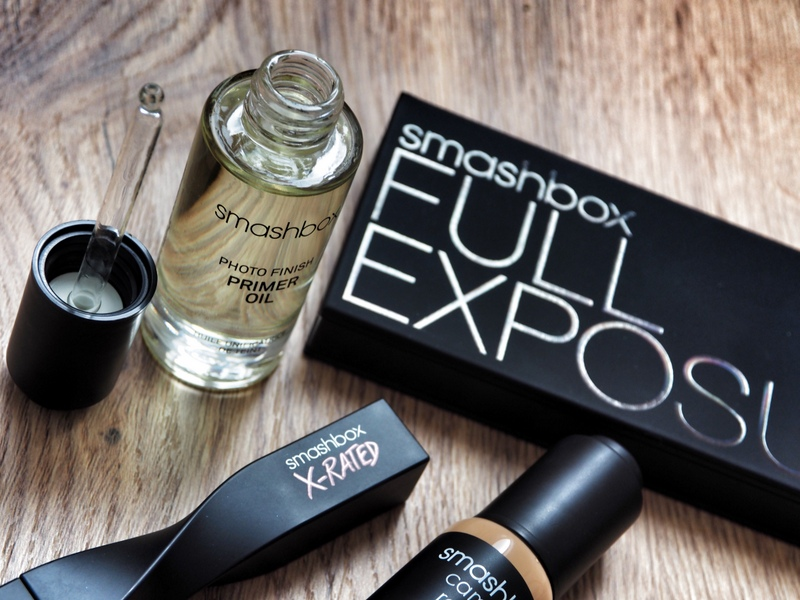 "NOWOŚĆ SMASHBOX BAZA OLEJKOWĄ ""PHOTO FINISH PRIMER OIL"