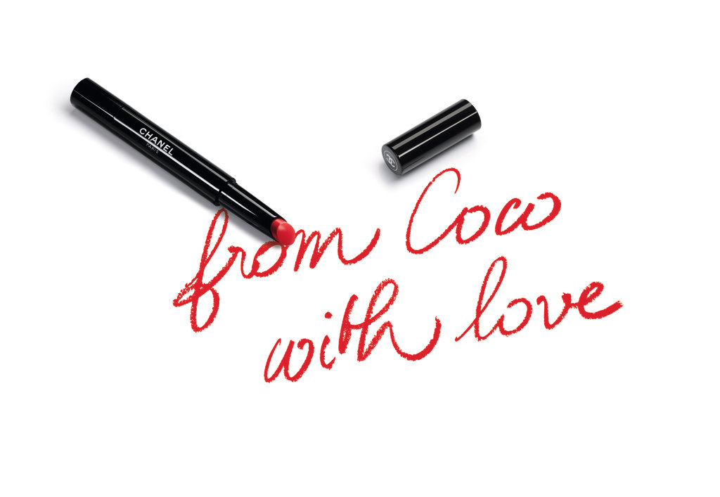 CHANEL COCO ROUGE STYLO
