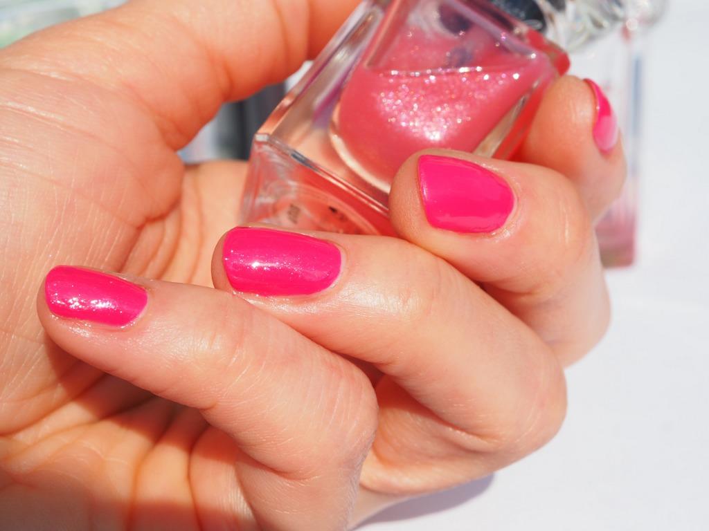 Guerlian 001 My First Nail Polish