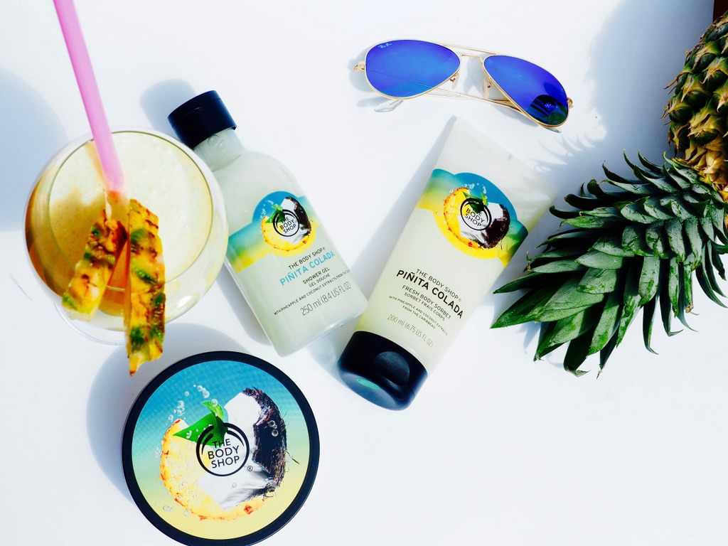 The Body Shop Pinita Colada