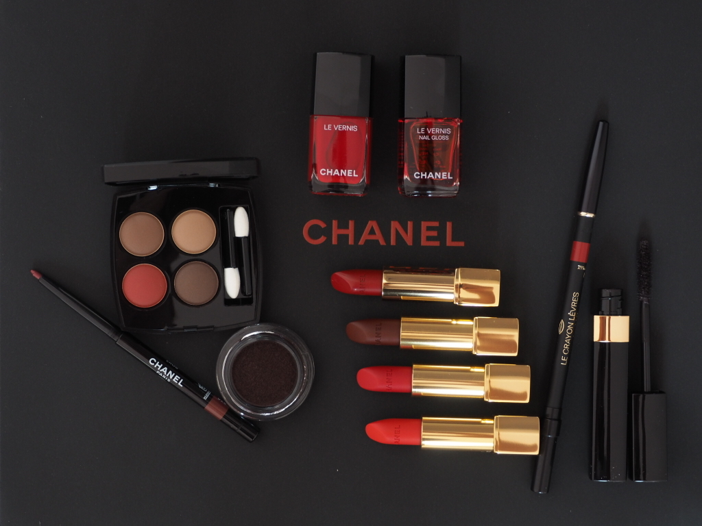 CHANEL LE ROUGE COLLECTION N°1 BY LUCIA PICA